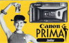 Canon Prima Junior, - (MAN0190)