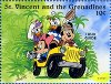 St Vincent et Grenadines. Disney. (1996)., �Tour guide� (PHI0188)