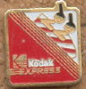 Kodak Express, - (PIN0023)