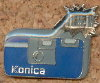 Konica Film-In, - (PIN0083)