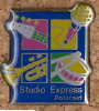 Studio Express, - (PIN0186)
