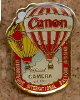 Official Camera of the Albuquerque International Balloon Fiesta (1987), - (PIN0188)
