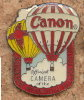 Official Camera of the Albuquerque International Balloon Fiesta (1987), - (PIN0335)